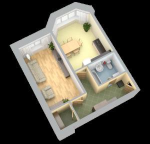 Модели квартир