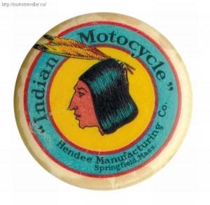 Логотип компании по производству мотоциклов