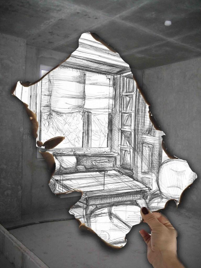 Дизайн интерьеров и 3D моделирование