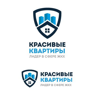 Логотип ремонтной компании